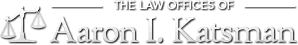 The Law Offices of Aaron I. Katsman Logo